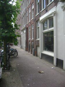 Da Costastraat te Amsterdam