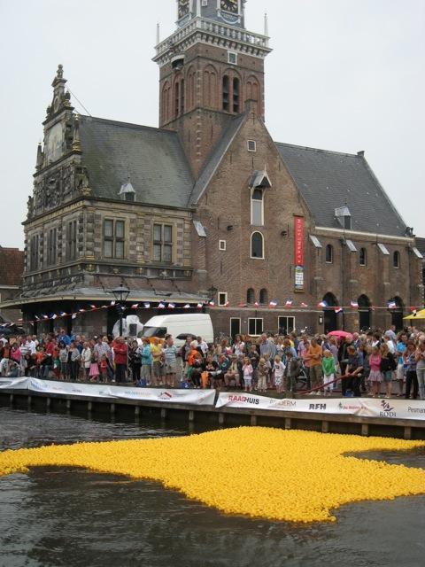 Badeendjesrace Alkmaar