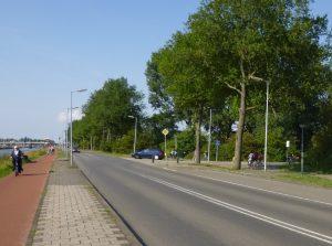 Noorderkade Alkmaar oude situatie