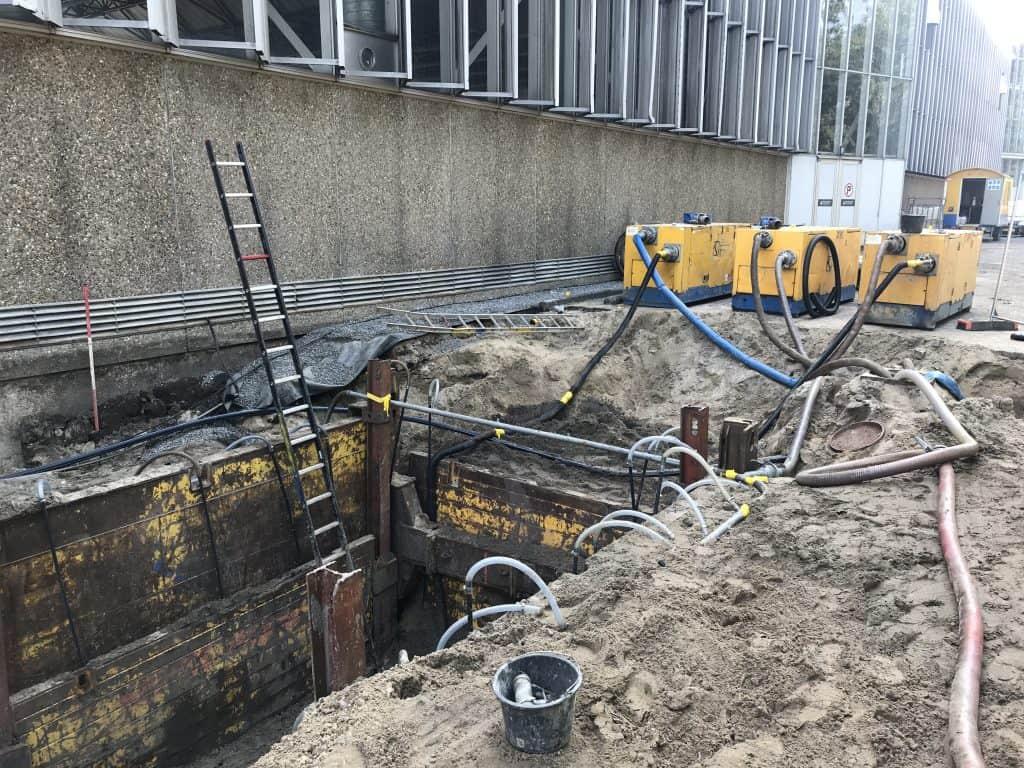 kwinfra bodemonderzoek bodemsanering